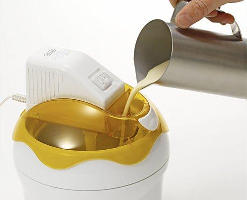 DeLonghiアイスクリームメーカーIC4000SHQ