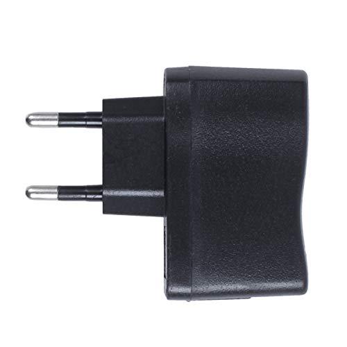 Cavis AC 110V-240V ADC 5V 0.5A 500mA USB a UE Clavija Cargador Adaptador de Potencia