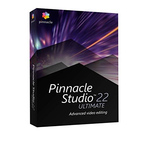 Pinnacle Studio 22 Ultimate, Deutsch
