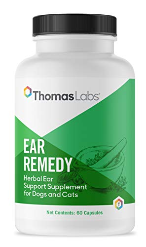 Top 10 best selling list for dog supplements for ear infections