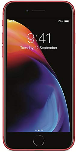 Apple iPhone 8 64GB Rosso (Ricondizionato)