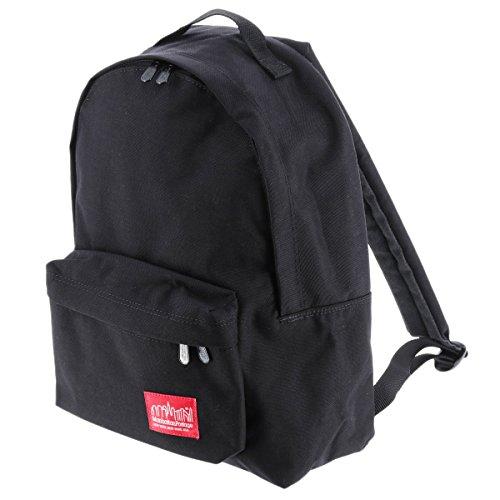 (マンハッタンポーテージ) Manhattan Portage デイパック リュックサック [Big Apple Backpack JR] 1.ブラック