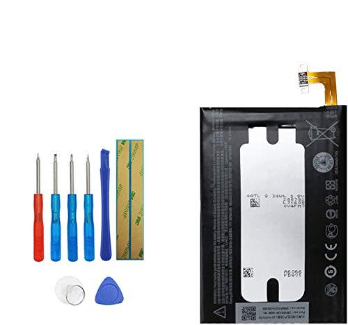 Upplus B0PGE100 - Batería de repuesto compatible con HTC One Hima One M9/One M9 Plus One Me HTC M9, HTC One M9 35H00236-00M con kit de herramientas