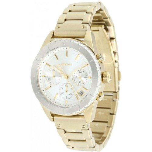 DKNY–Reloj de Pulsera Cronógrafo Cuarzo Acero Inoxidable NY8521