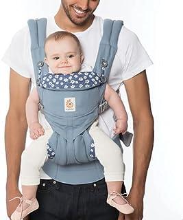 Ergobaby Baby Carrier (Omni 360), Blue