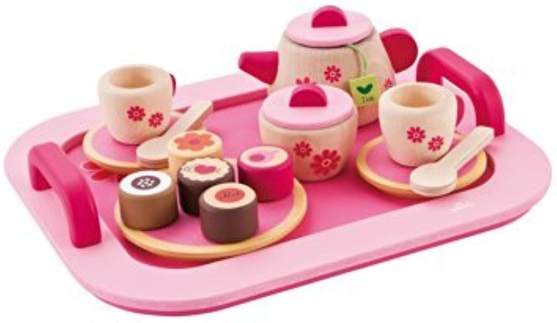 Sevi   Wooden Tea Set by Sevi