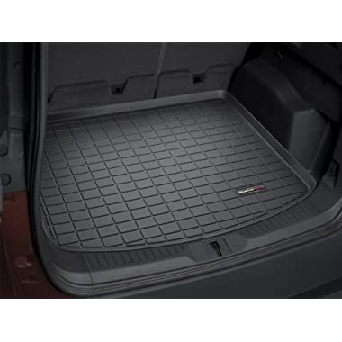 WeatherTech (40222 Custom Fit Cargo Liners for Ford Expedition, Black