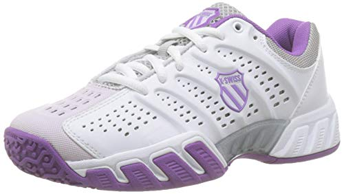 K-Swiss Zapatillas Bigshot Light Omni Blanco/Morado EU 37.5