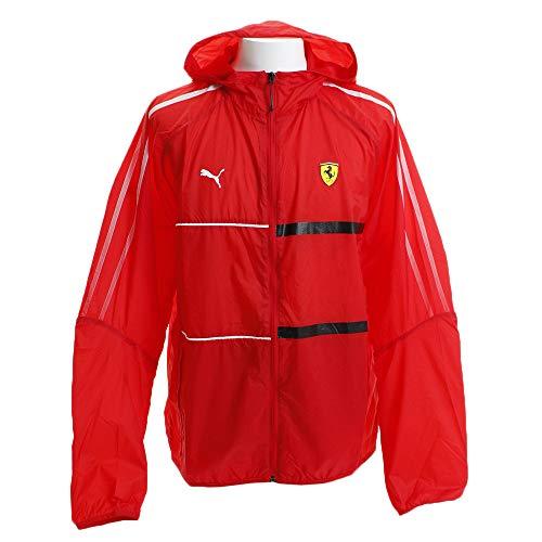 PUMA Scuderia Ferrari Herren Jacke Kapuzenjacke T7 City Runner 2019 Rot (M)