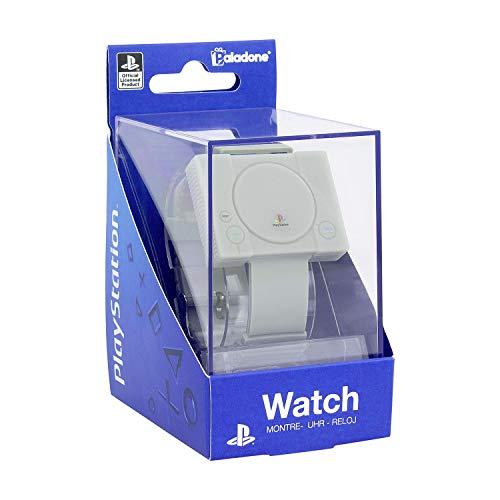 Paladone Reloj Digital para Adultos Unisex de Automático con Correa en Goma PP4925PS