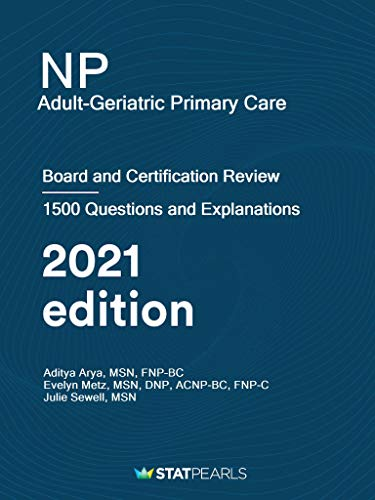 41yYZJL3JaL - NP Adult-Geriatric Primary Care: Board and Certification Review