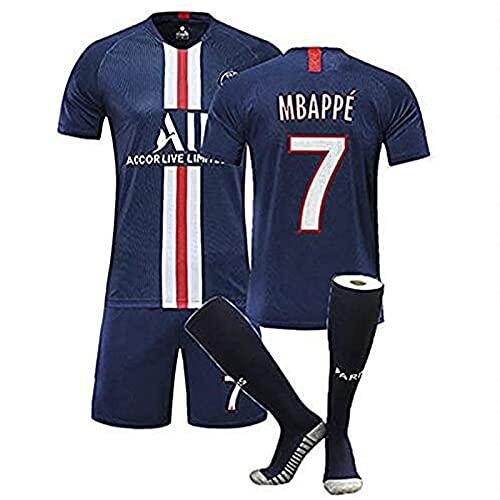 YouLpoet Camiseta Fútbol para Hombre Camiseta Insignia Bandera Retro País Torneo Aficionados Europeos Camiseta Fútbol Cuello Redondo,Navy Blue,XL