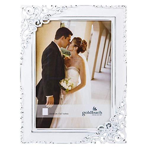Goldbuch, Rahmen Eternity 13x18 cm, Weiß, 980043