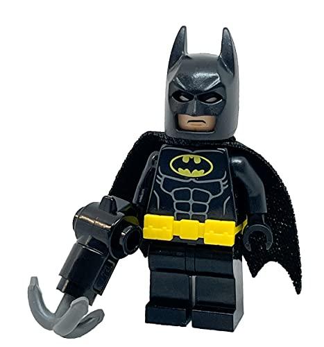 Lego Superheroes: Batman negro con cinturón de utilidad y pistola de agarre