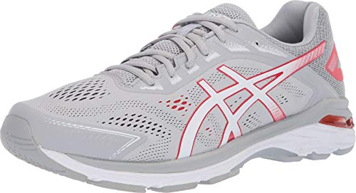 ASICS Men's GT-2000 7 Running Shoes, 10.5M, MID Grey/White