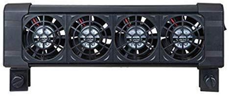 Ventilador de refrigeración para acuario, FS-602/FS-603/FS-604, ventilador de refrigeración de agua para acuario de peces, ventilador de refrigeración para agua salada/dulce