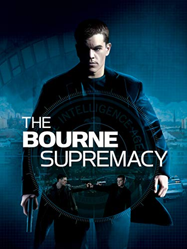 The Bourne Supremacy ✅