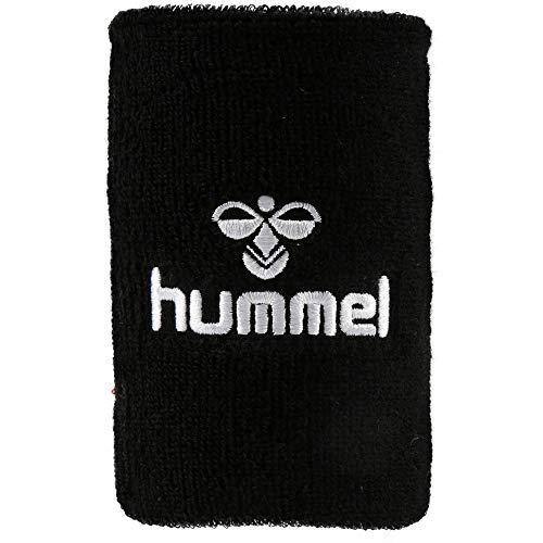 hummel Old School Big Wristband Black/White