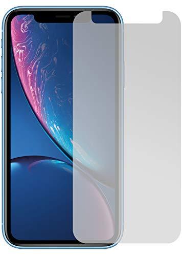 Slabo 4 x Displayschutzfolie für iPhone XR | iPhone 11 Displayfolie Schutzfolie Folie Zubehör No Reflexion MATT