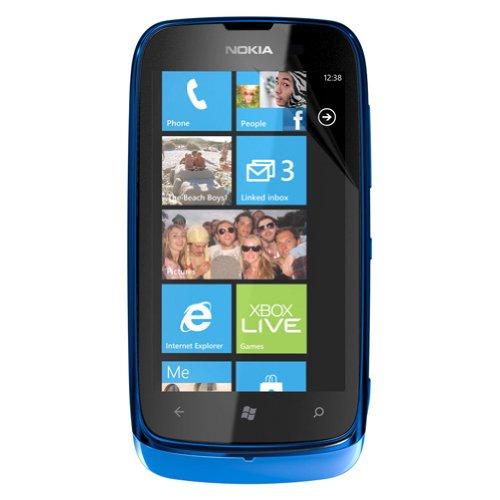 Bluetrade BT-MPAB-NL610 - Película protectora para Nokia Lumia 610 (antibacteriana)