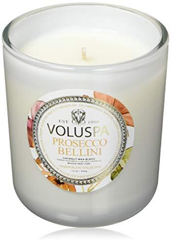 Voluspa Maison Blanc 12oz Kerze Prosecco Bellini, 16.0000