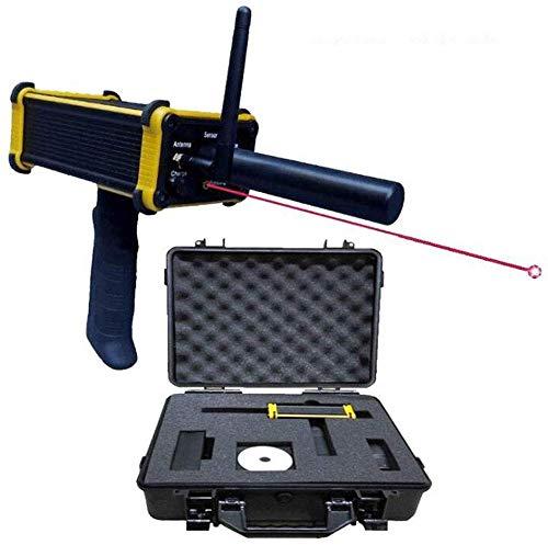 ZSNB Detector de Metales Black Hawk GR100 La Mejor Tecnología de Puntería...