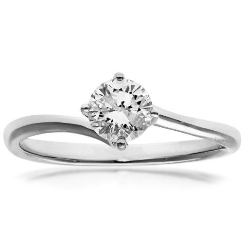 Anillo Naava de Diamantes para Mujer