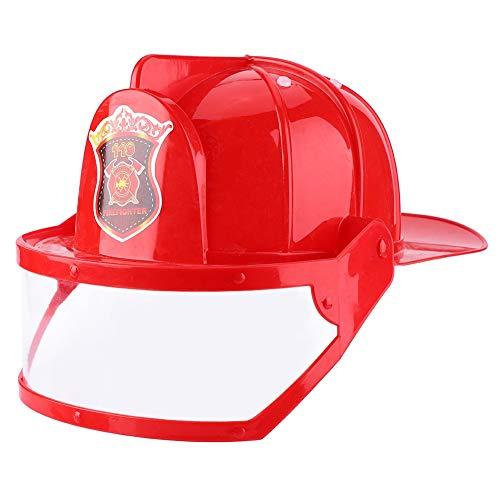El juguete del nio del bombero, hecho del ABS ensea a los nios de los nios que juegan el papel del traje del bombero