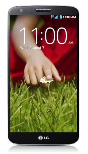 LG G2 D802 16GB Factory Unlocked International Version BLACK - No Warranty