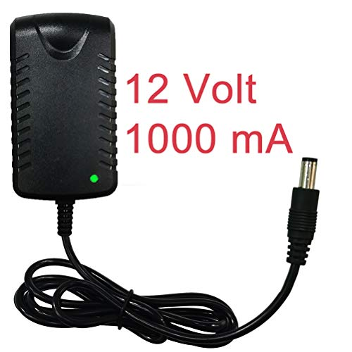 12V Charger for Kids Ride On Car Toys, 12 Volt Battery Charger for Best Choice Products Wrangler SUV Universal Charger Supplies for Trax Dynacraft Jeep ATV Quad Disney Electric Ride-On Accessories