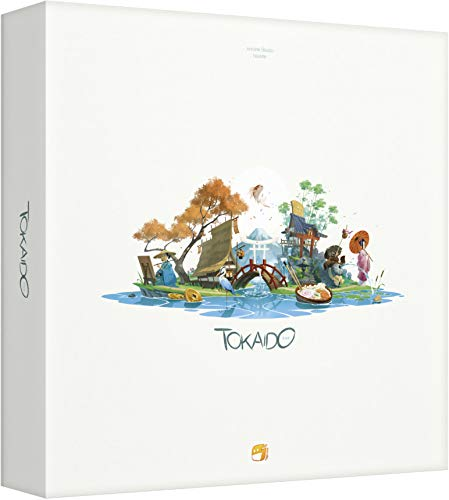 Tokaido Board Game, Base