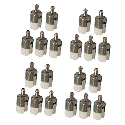 Baoblaze 20x 125 527 Filtro de Combustible del Cuerpo de La Camioneta 13120507320 13120519830