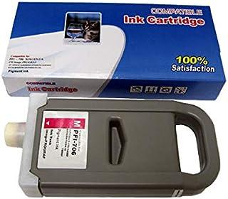700ml Compatible Ink Cartridge Canon PFI-706M Magenta for iPF8400 Printer