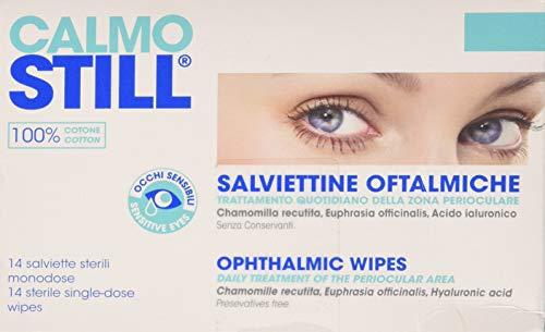 Calmostill - Toallitas Oftalmicas - 90 gr