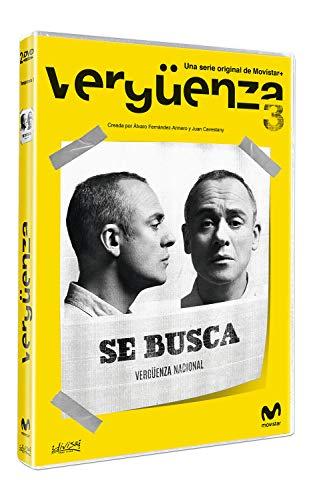 Vergüenza - Temporada 3 [DVD]