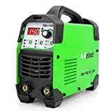 Reboot ARC Stick Welder IGBT Inverter 110/220V Portable ARC140 Lift Tig MMA Digital Control Welding Machine with ARC Force Hot Start High Duty Cycle Welding for 1/16-1/8in Electrode Beginner