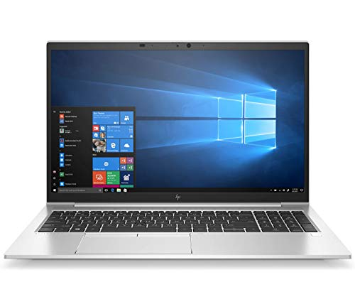 HP EliteBook 850 G7 - Ordenador portátil Profesional de 15.6' FHD IPS (Intel Core i5-10210U, 8 GB RAM, 256 GB SSD, Intel UHD Graphics 620, Windows 10 Pro 64) Gris - Teclado QWERTY español