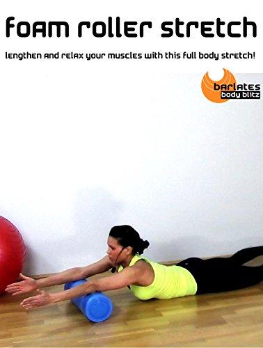 Barlates Body Blitz Foam Roller Stretch