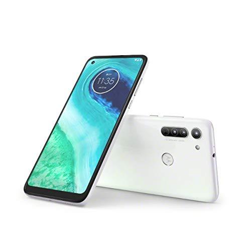 Motorola(モトローラ) moto g8 ホログラムホワイト[6.4インチ / メモリ 4GB / ストレージ 64GB] PAJG0001JP(G8-W)