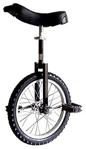 Unicycle para niños para Adultos, Bicicleta de Equilibrio Unisex de 20/24 Pulgadas, Llantas de aleación de Aluminio Grueso, Altura del Asiento de la Bicicleta se Pueden Ajustar libremente,