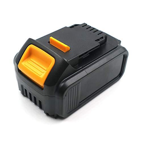 Heshunchang batería Repuesto 18v 5Ah para Dewalt DCB180 DCB181 DCB181-XJ DCB200 DCB201 DCB201-2 DCB204 DCB203 DCB182