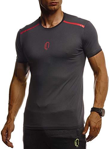 Leif Nelson Gym Herren Fitness T...