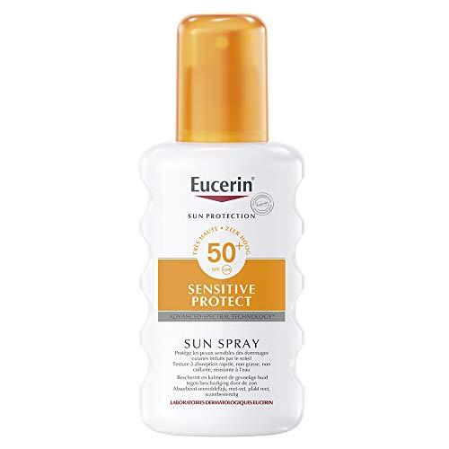 Eucerin Sun Protection Sensitive Protect Sun Spray SPF50+ 200 ml