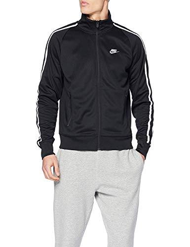 Nike He Jacket N98 Tribute Canotta Senza Maniche Sporty, Nero (Black/White 010), Large Uomo