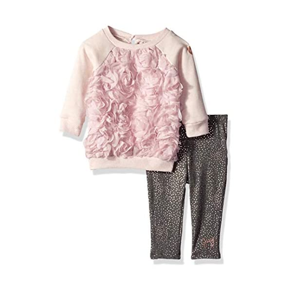 Juicy Couture Baby Girls 2 Pieces Pant Set