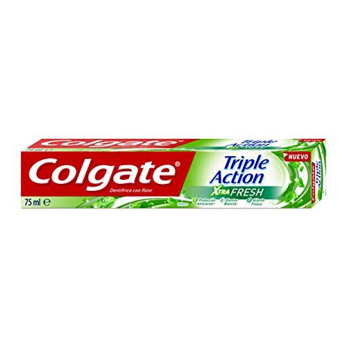 Pasta dientes Colgate Triple Acción Extra Fresh