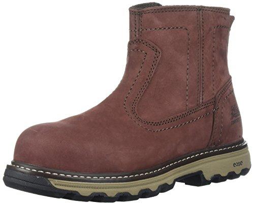 Caterpillar Women's Fragment Nano Toe/Sable Industrial & Construction Shoe, 8.5 M US