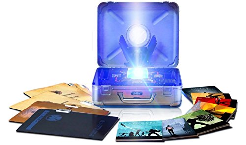 Marvel Cinematic Universe: Phase One - Avengers Assembled (10-Disc Limited Edition Six-Movie Collector's Set)- Iron Man / The Incredible Hulk / Iron Man 2 / Thor 3D / Captain America: The First Avenger 3D / The Avengers 3D /
