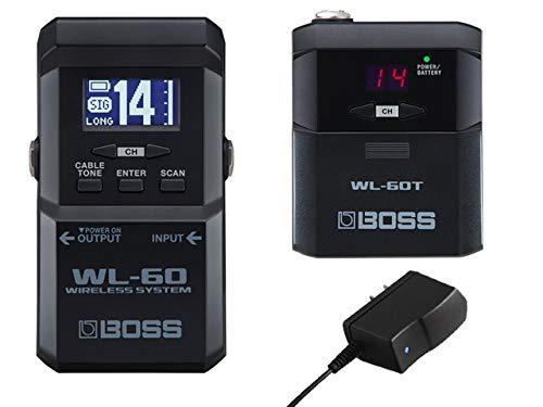 【ACアダプター/PSA-100S2セット】BOSSWirelessSystemWL-60