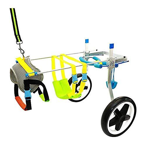 STKJ hondenrolstoel, rolstoel voor achterste ledematen, revalidatie-trainingsauto huisdierautostoel